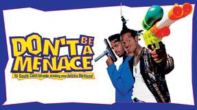dont be a menace to society while drinking juice in the hood