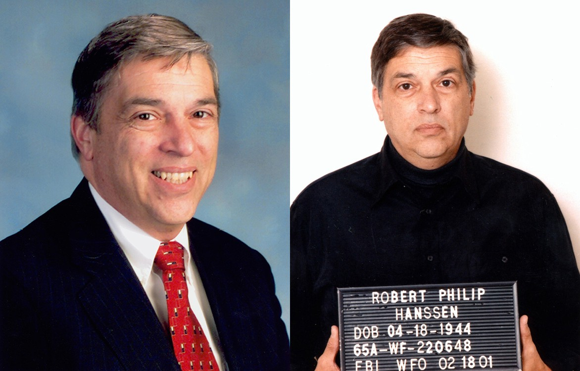 There was a russian spy in the fbi for 15 years and even he warned robert hanssen spied for the russians for over twenty years fbiwikimedia m4hsunfo