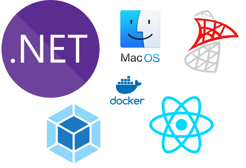 How to set up a full-stack .NET web development environment on Mac OS