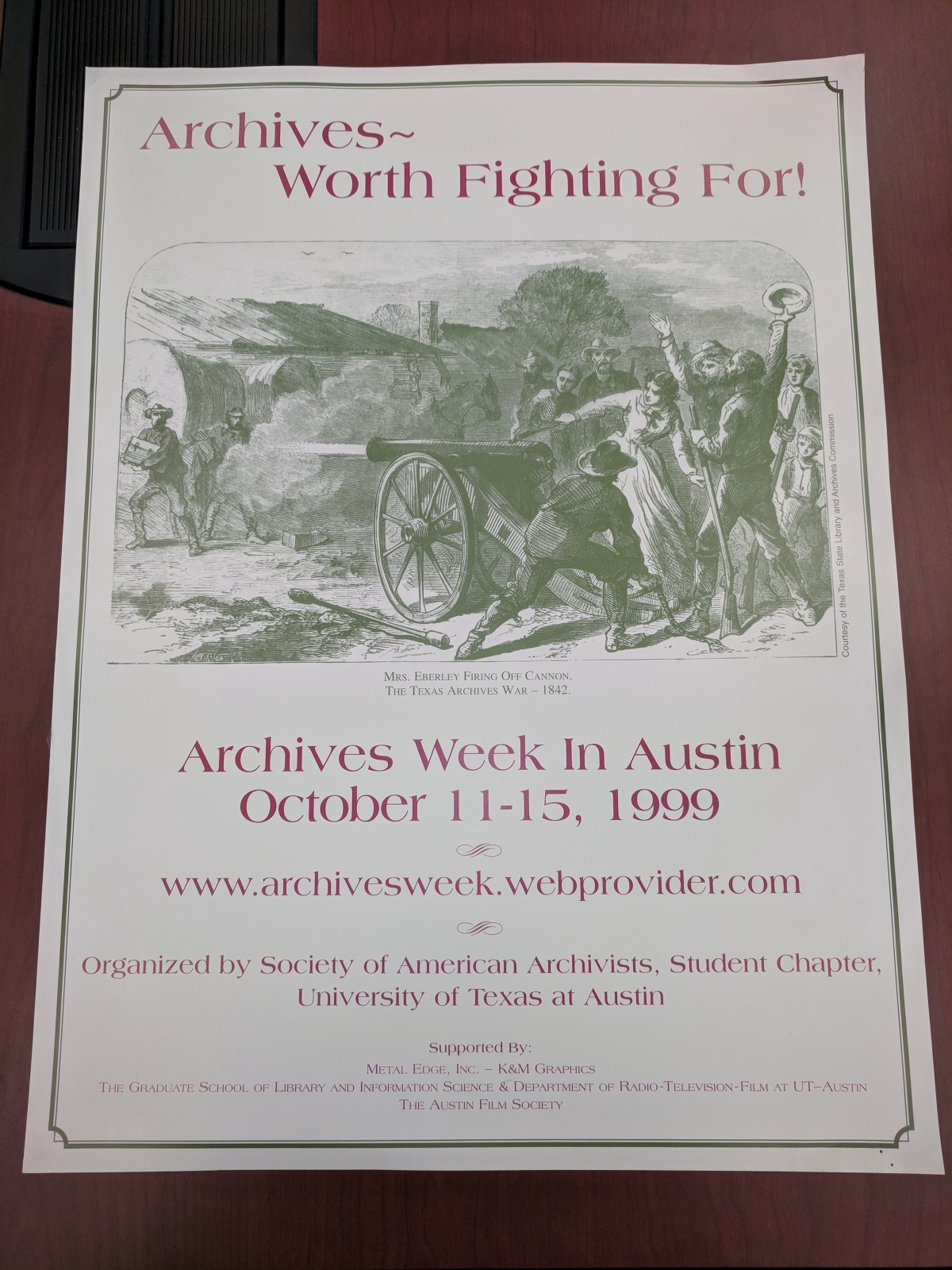 the other side of the archives war how the republic of texas and