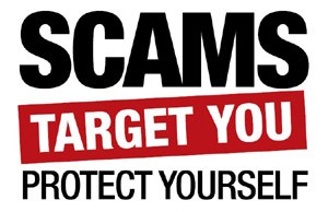 types of online scams
