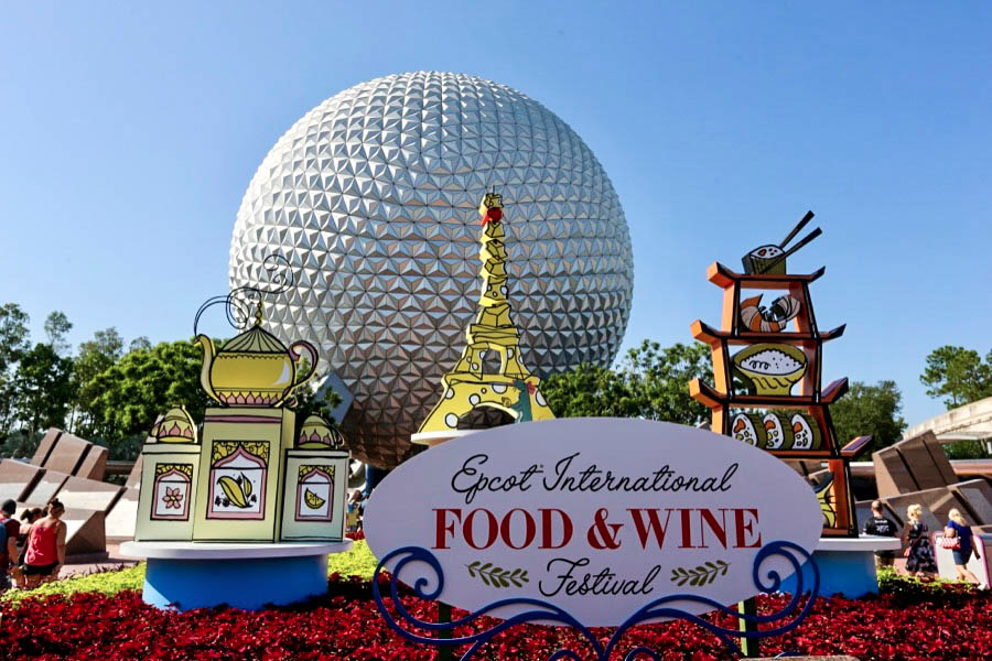 weekend getaway to epcot s food and wine festival boardwalk times