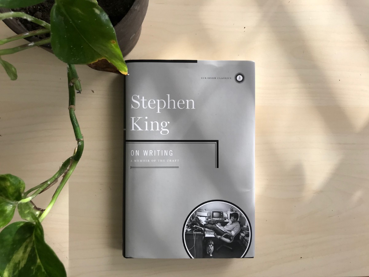 What Stephen King Taught Me About Writing