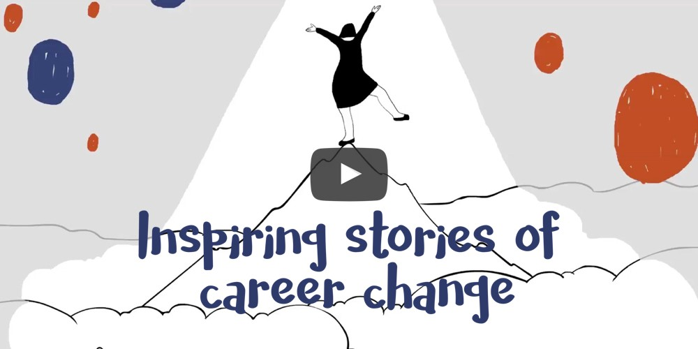 new podcast features inspiring stories of career change