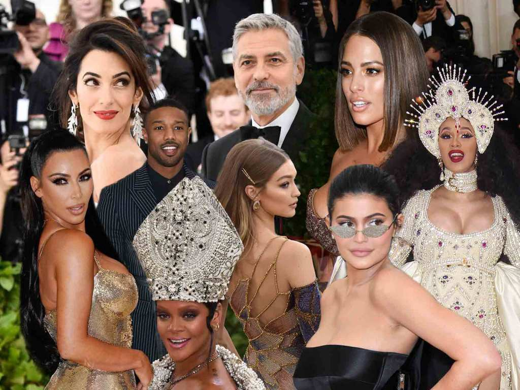 ded4ceff Met Gala is the fashion world's biggest night out in New York. The annual  fundraising gala for the benefit of the Metropolitan Museum of Art's  Costume ...