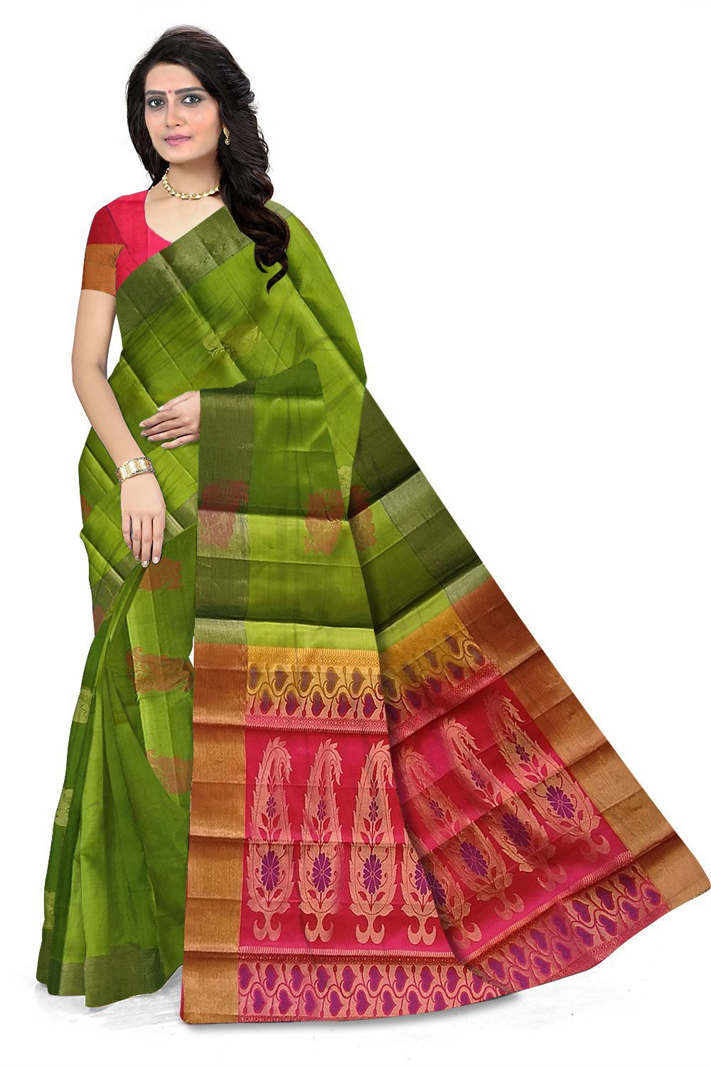 c95328847 6 Types of Silk Sarees from Different States in India