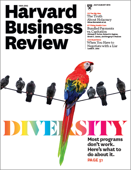 19894cc08 Harvard Business Review confirms most Diversity Programs don't work