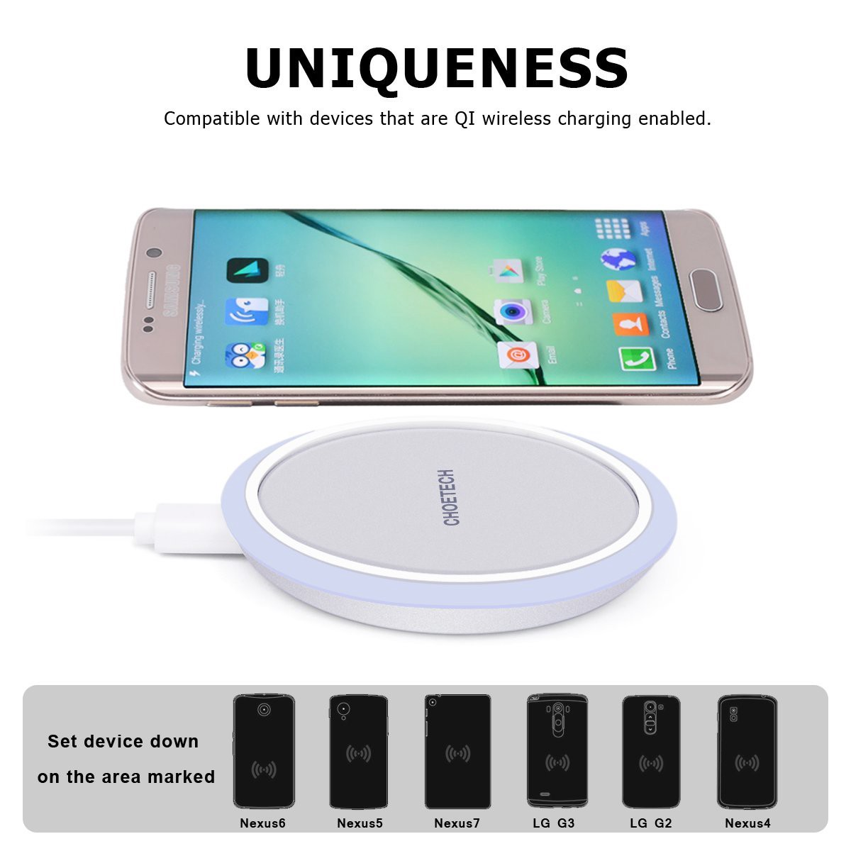 Qi Wireless Charging: Review – Creative Idea: Product, UI,Graphic ...
