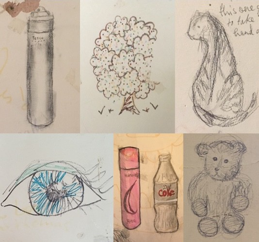 93 Drawings Of Objects