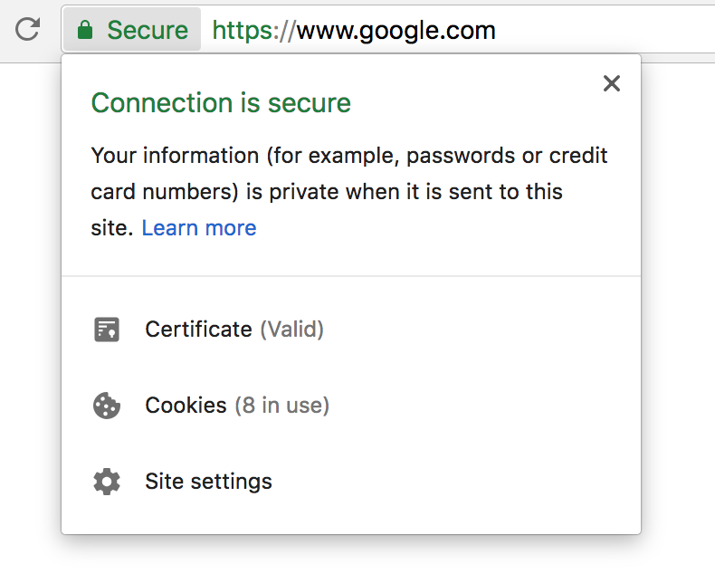Https How Ssltls Works In The Browser And Why You Need It