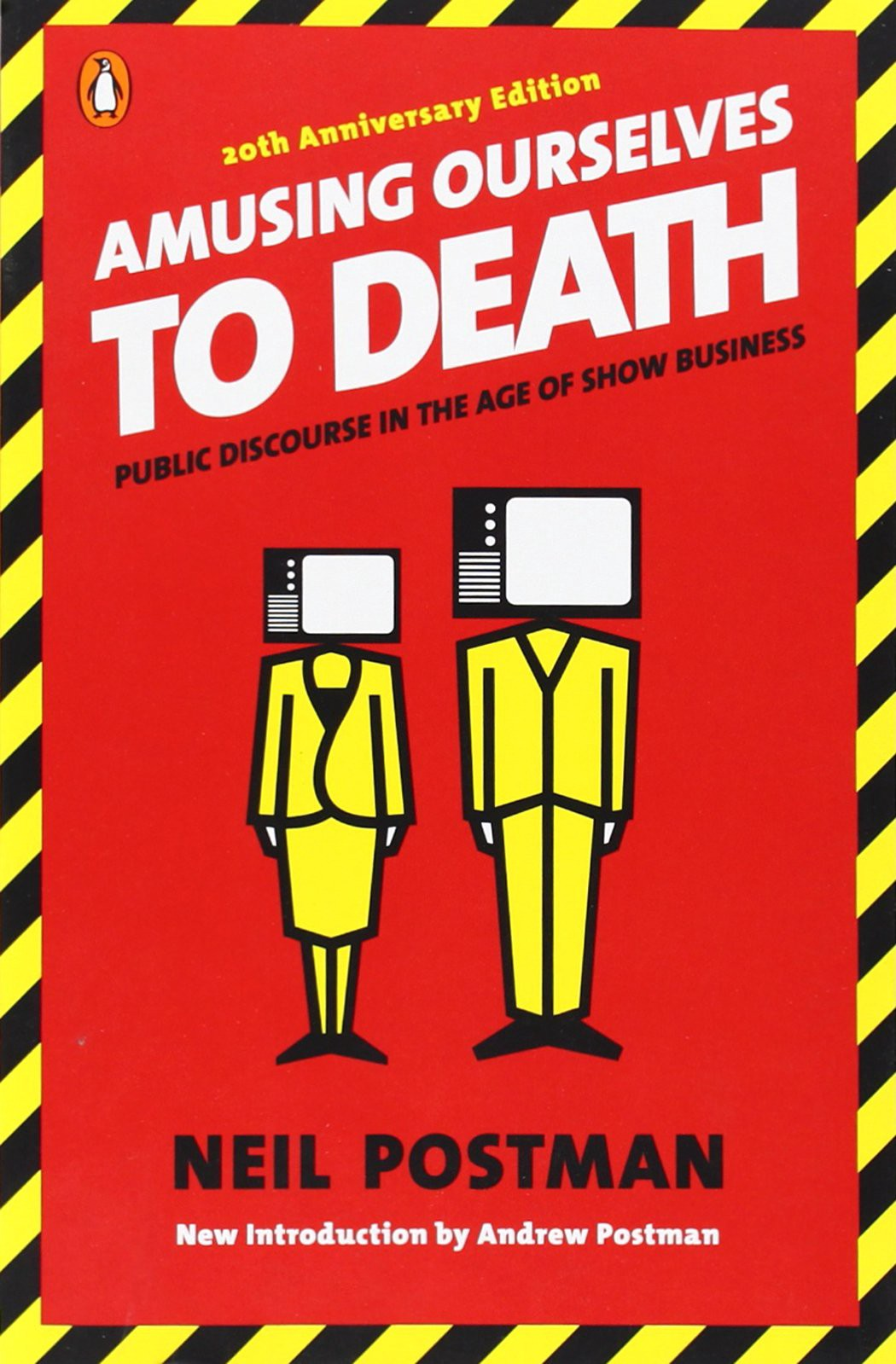 postman amusing ourselves to death thesis