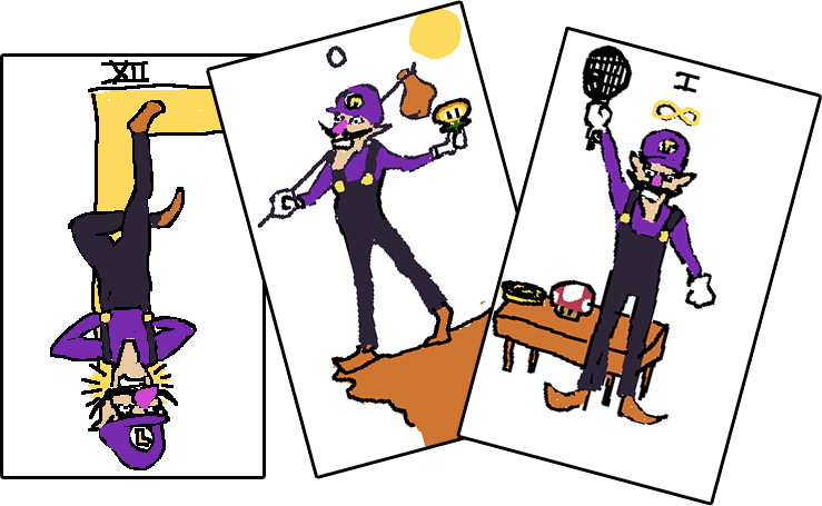 What We Talk About When We Talk About Waluigi The Birdbassador