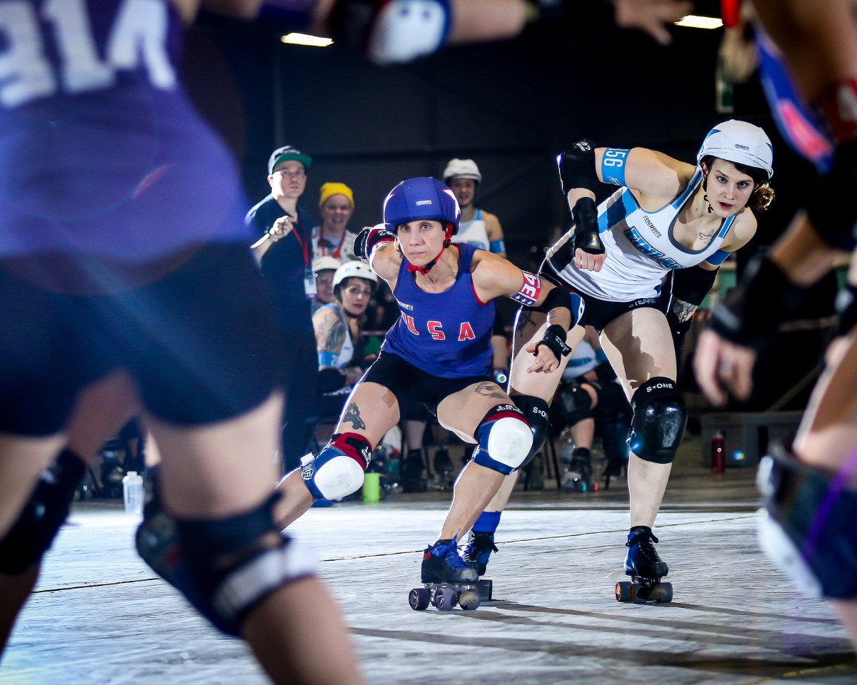 How to Watch Roller Derby – Frogmouth – Medium