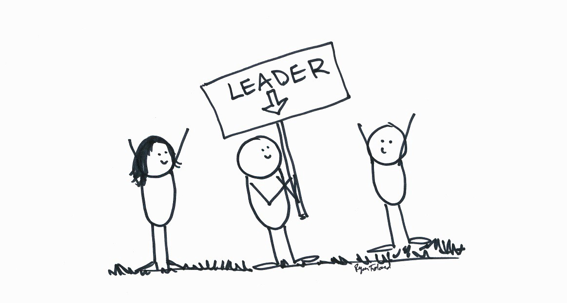 Drawing Lines In Keynote : Vision voice and validation — steps to become a leader