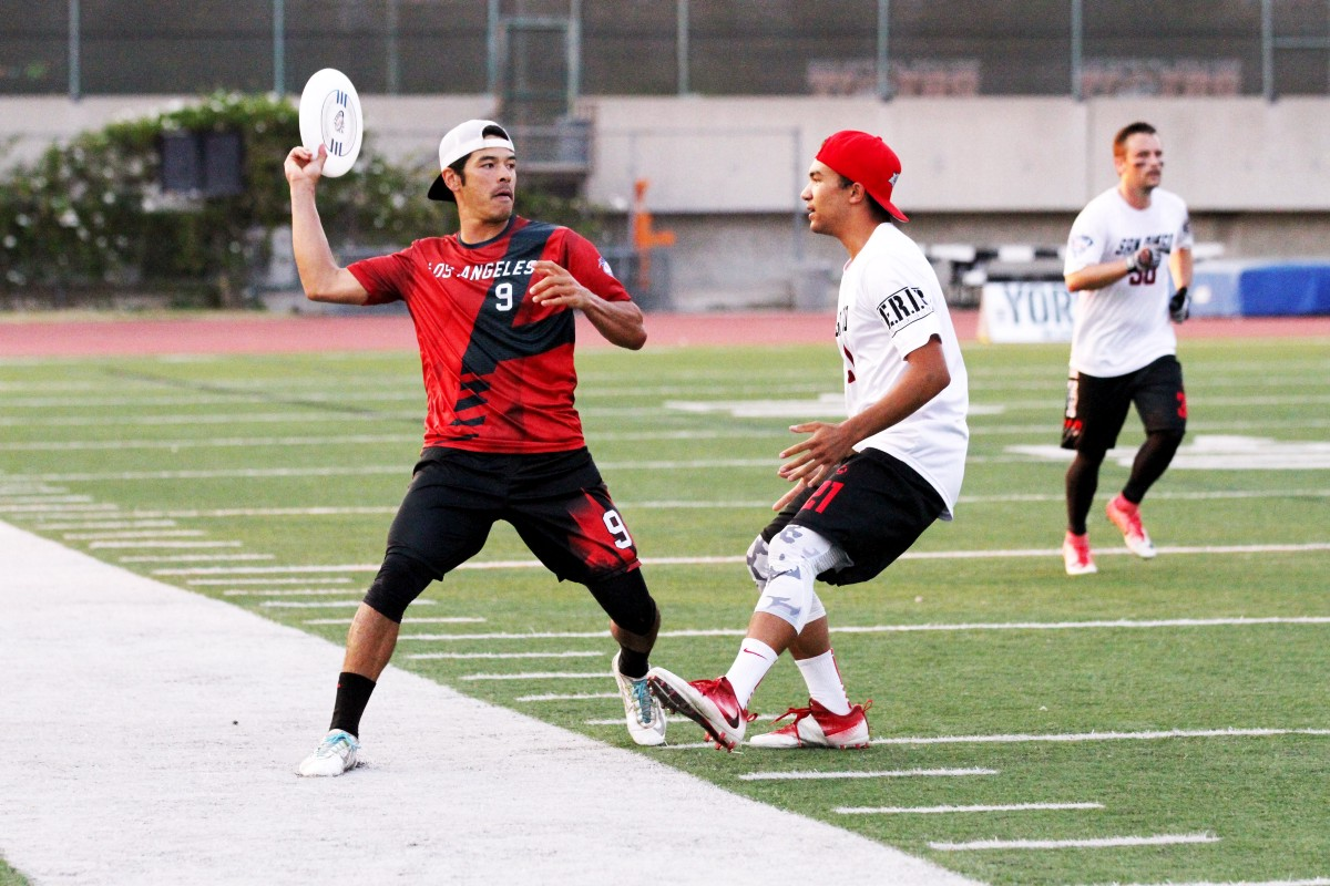 Ultimate frisbee pic 57