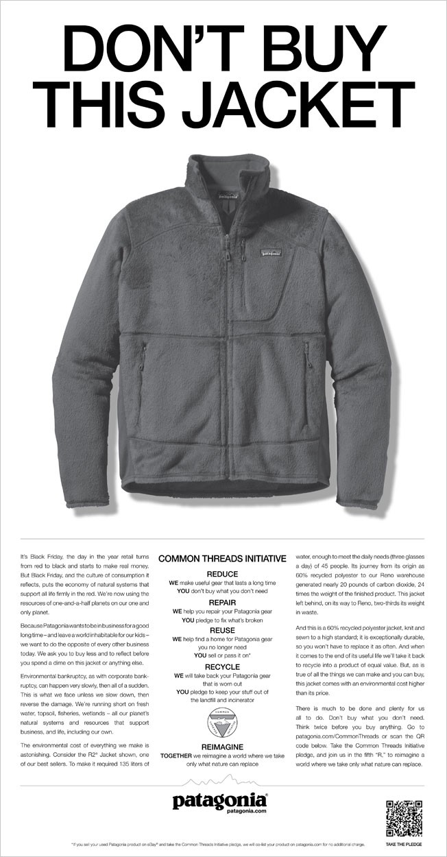 Content Marketing How Patagonia Uniquely Connects With