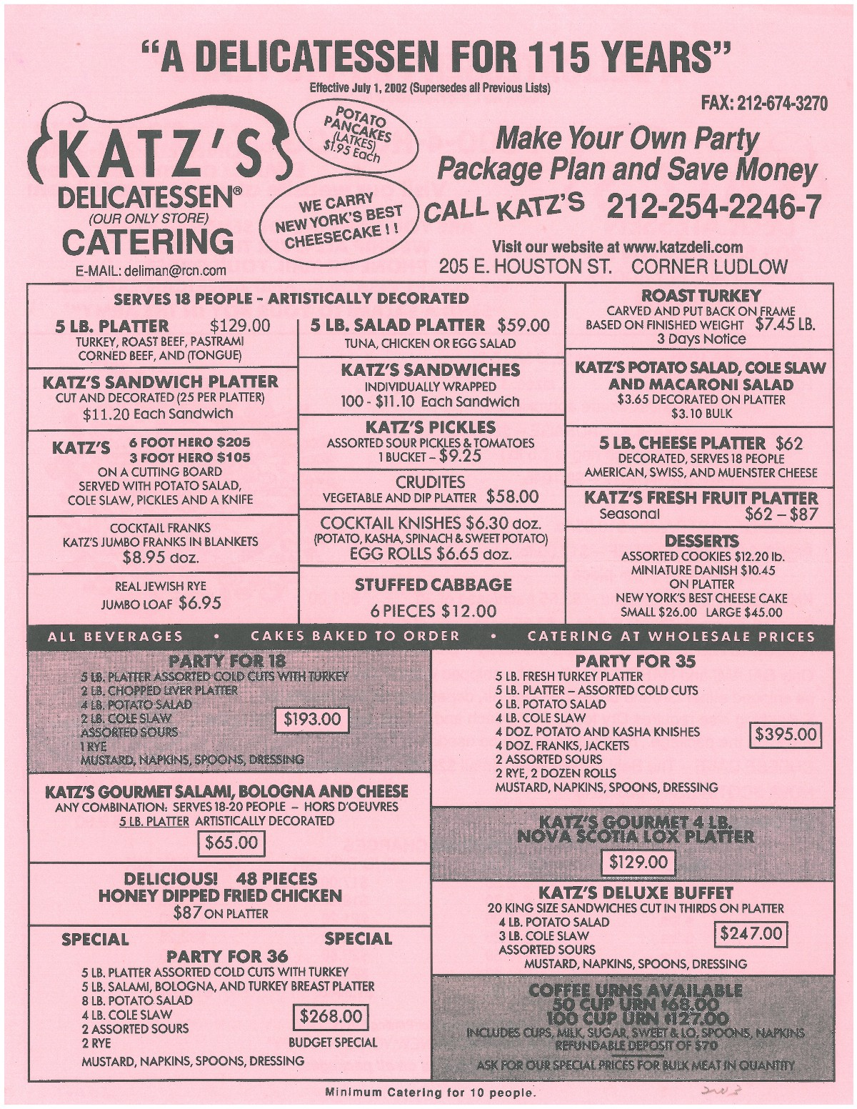 the history of katz's delicatessen – get lost in katz's delicatessen