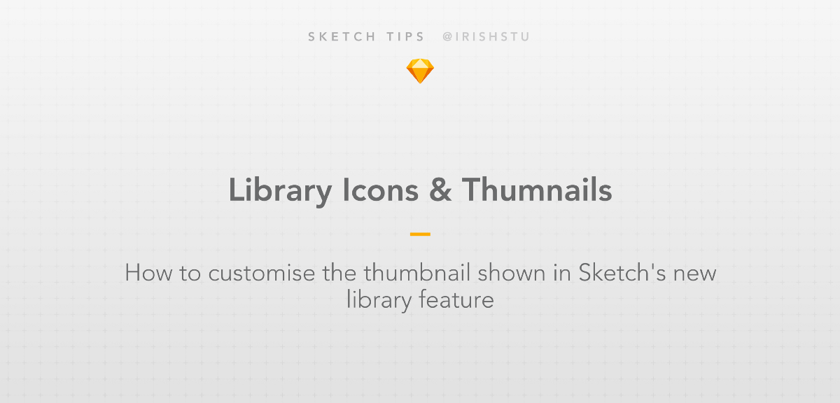 Customising the Sketch Library Preview Image — beta
