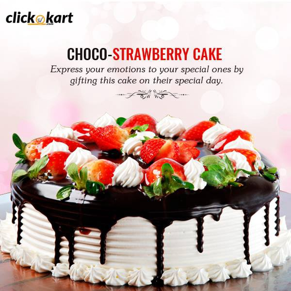 For This You Can Do One Thing By Getting The Services Online Birthday Cake Delivery In Delhi From Brands Like Clickokart