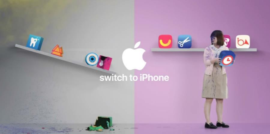 Apple to convince Android users to switch