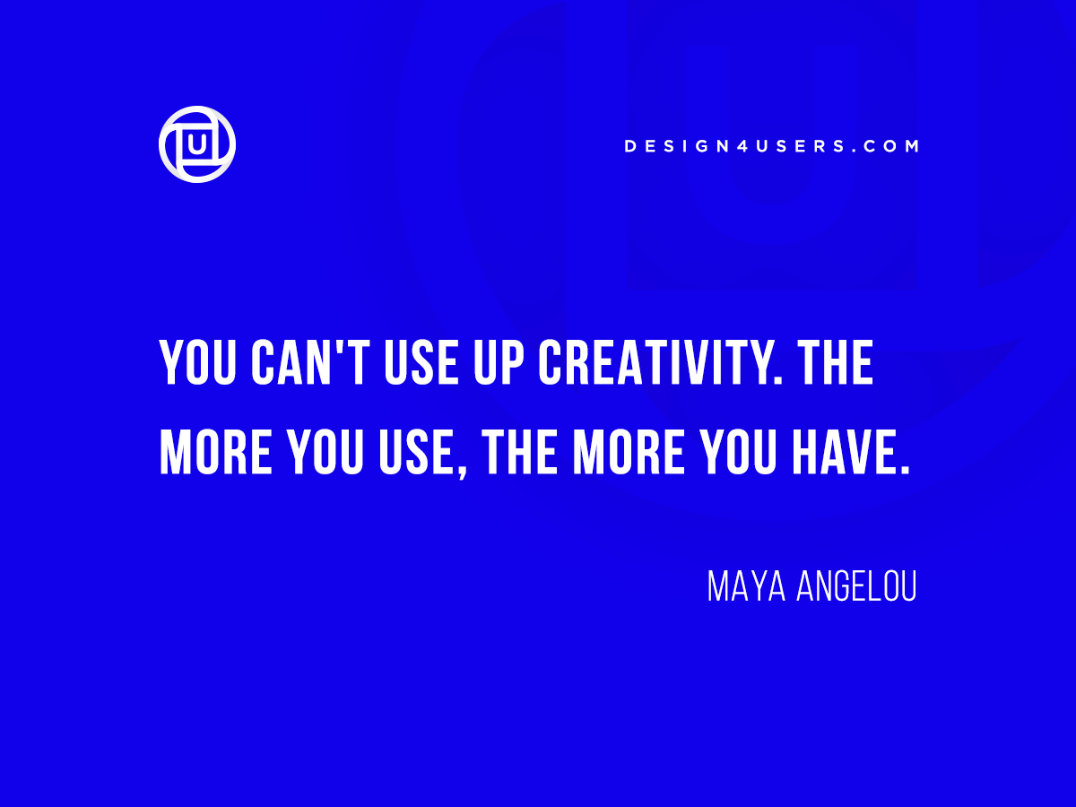 Design Inspiration 30 Bright Quotes About Creativity