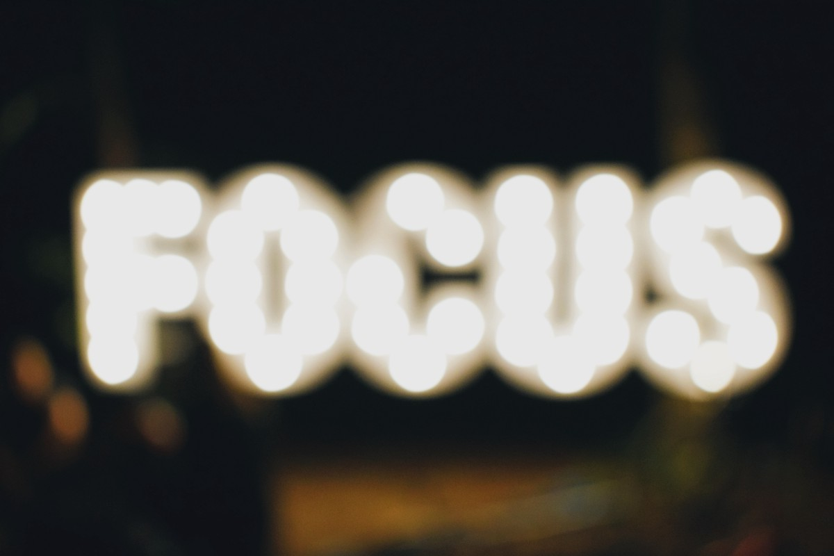 Focus is the Startup Advantage
