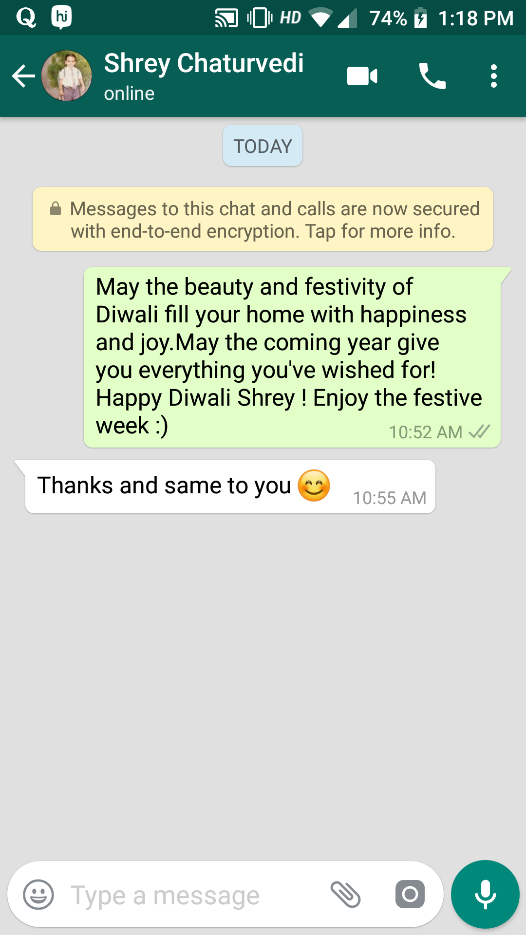 How I Wished Happy Diwali To 200 Friends And Relatives Personally