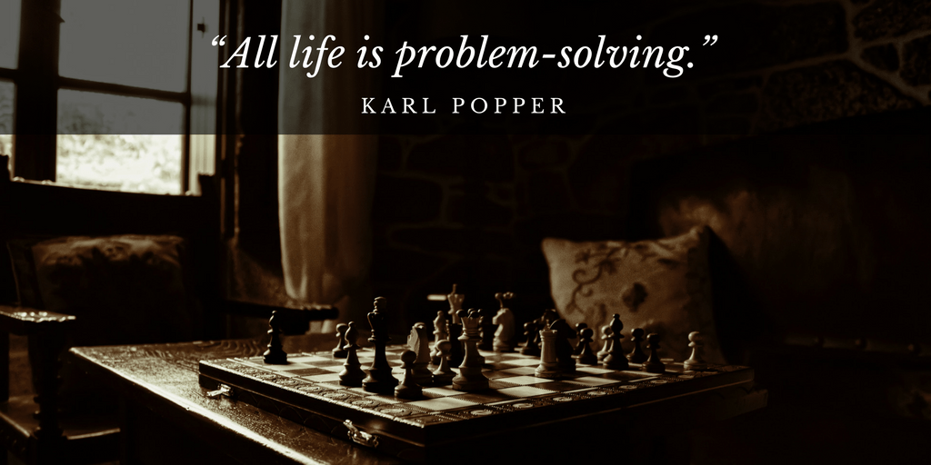 life lessons on problem solving be yourself