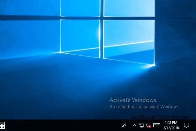 How to remove activate windows 10 watermark without ...