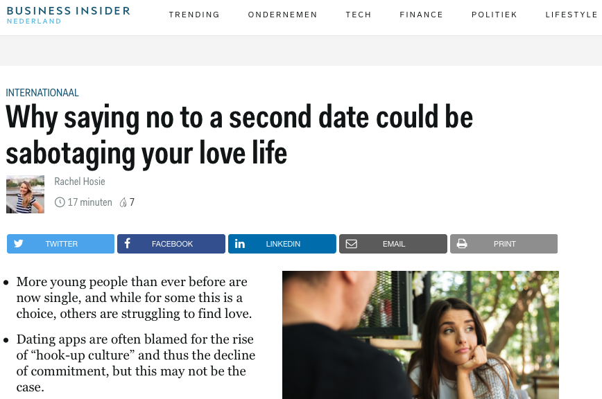 business insider dating apps