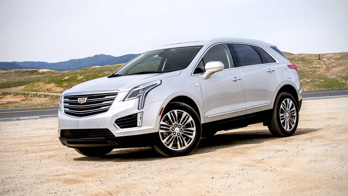 Buying Safe And Secure 2017 Cadillac XT5 U2013 Ramey Chevrolet U2013 Medium