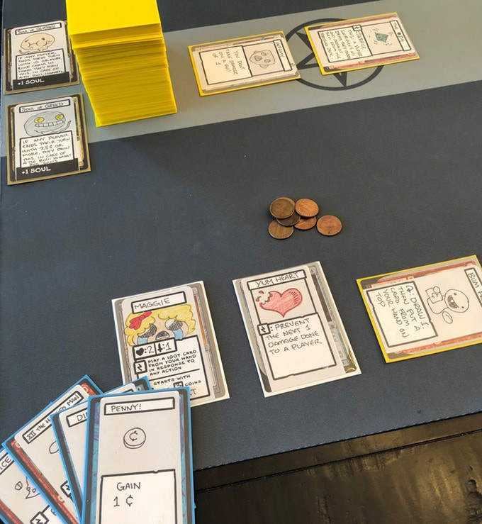 Edmund McMillen On Creating His Twisted Tabletop Game