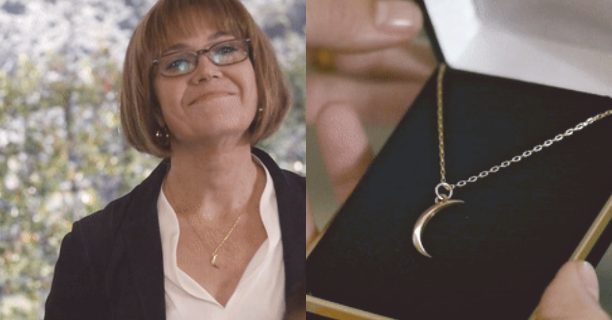 The Real Meaning Behind Rebeccas Moon Necklace On This Is Us