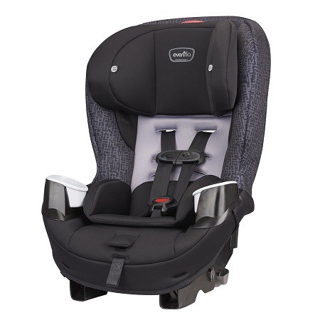Evenflo Stratos 65 Review Pros Cons Of S Affordable Convertible Car Seat