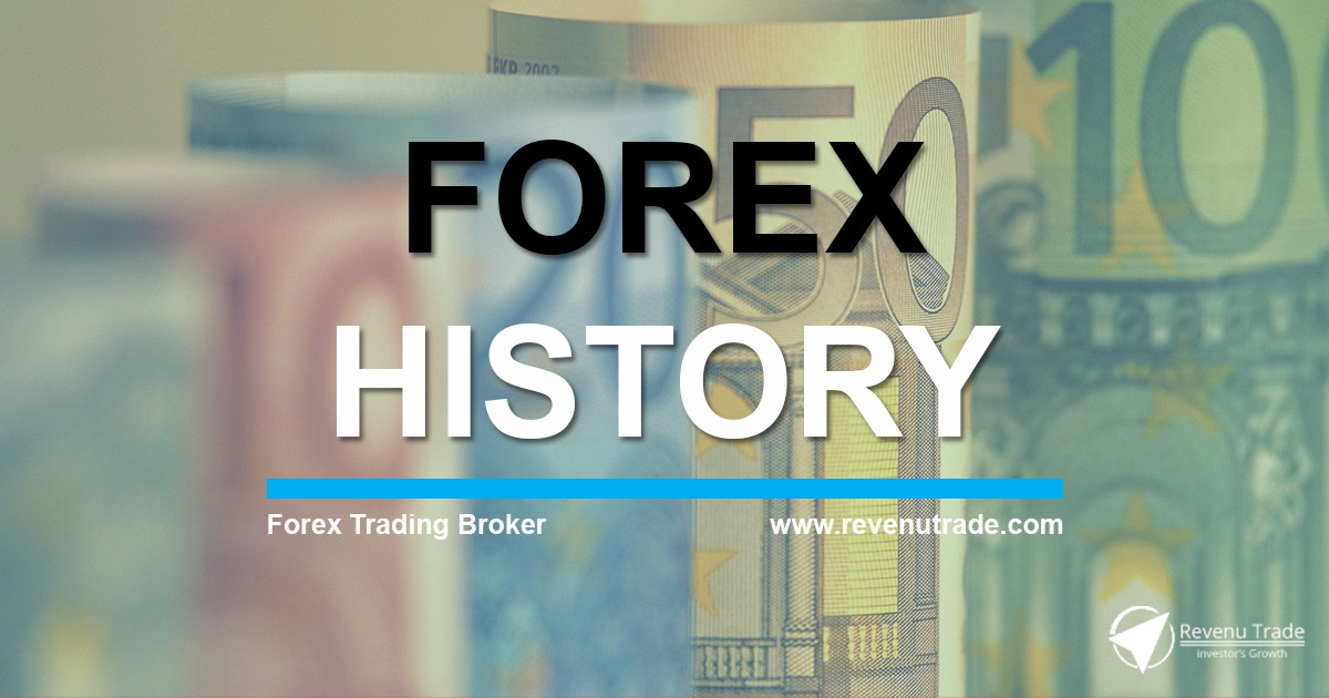 Forex History And Market Partints Revenue Trade Trading Broker
