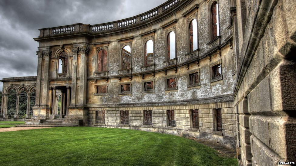 England S Abandoned Mansions Paul Clifford Medium