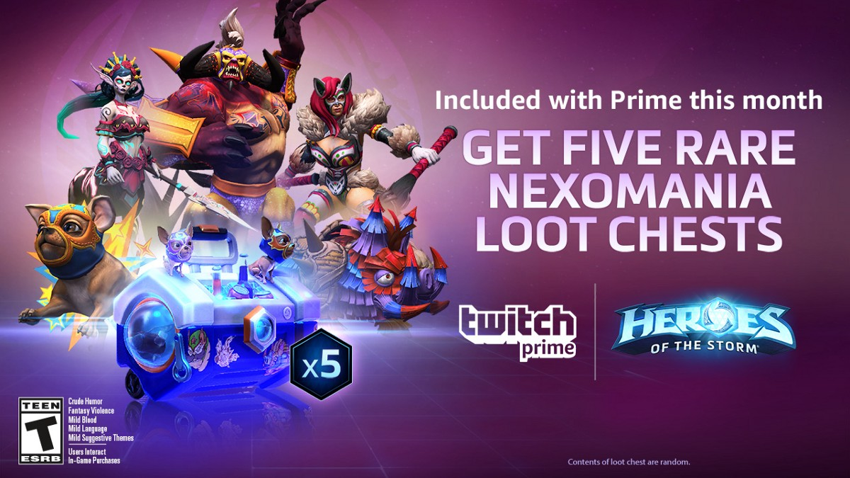 new rewards for twitch prime members   u2013 twitch blog