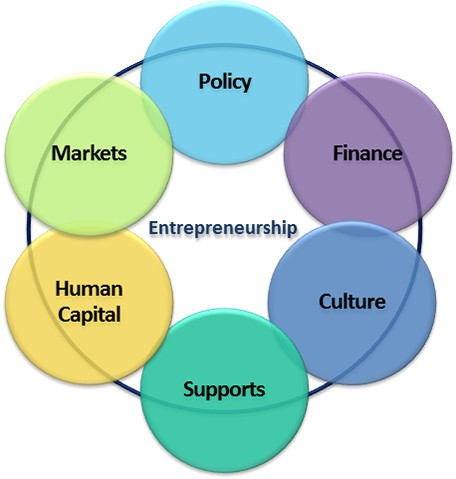 types of entrepreneurship and economic growth