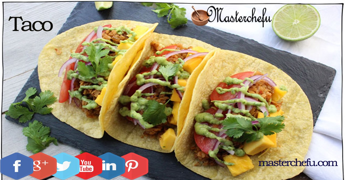Mexican tacos recipe in indian cuisine style food recipes medium forumfinder Gallery