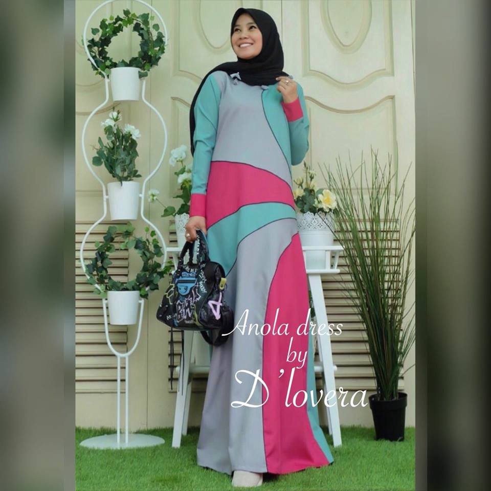 Wa 62 823 2425 1000 Model Baju Lebaran Remaja 2018 Dress D Lovera
