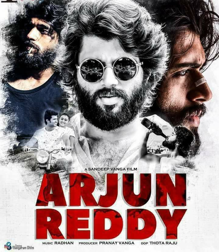 arjun reddy tamilrockers movie download