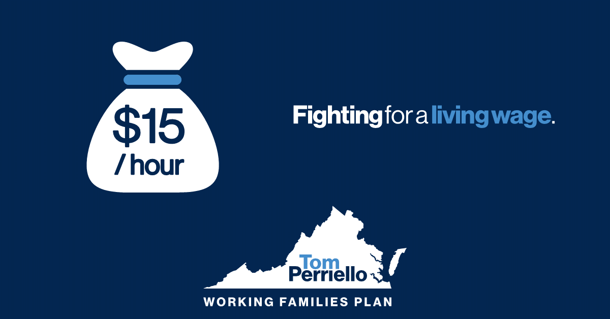 Our plan for working families tom for virginia medium basic economic security for virginia workers malvernweather Image collections