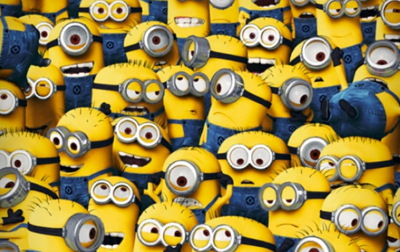 Alienation: A Minion Dollar Industry