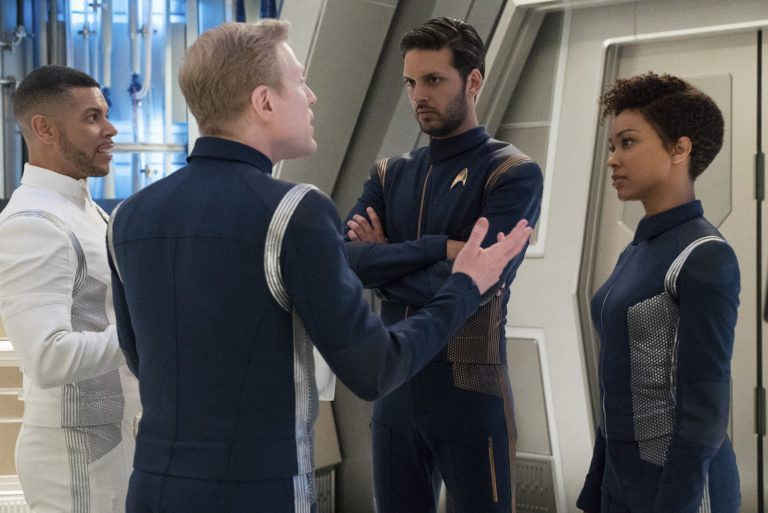 "Star Trek: Discovery Episode 7— ""Magic to Make the Sanest Man go Mad"""