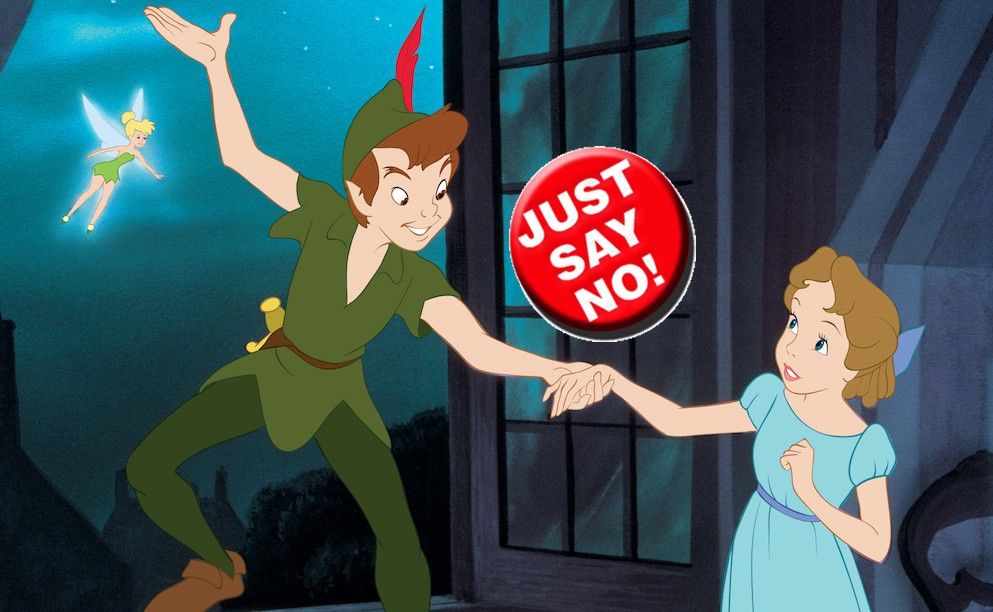 c053cb9cae77 Why will I never date a Peter Pan again – Anastasia Green – Medium