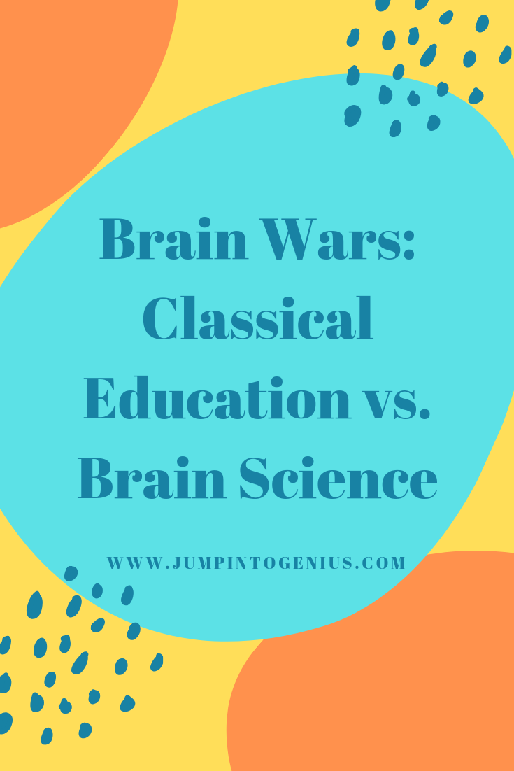 Educational Neuroscience Bit Far Fetched >> Brain Wars Classical Education Vs Brain Science Age Of Awareness