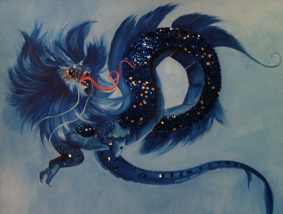 Korean Dragon Tattoo Meaning: Tattoo Designs — Japanese Dragons And