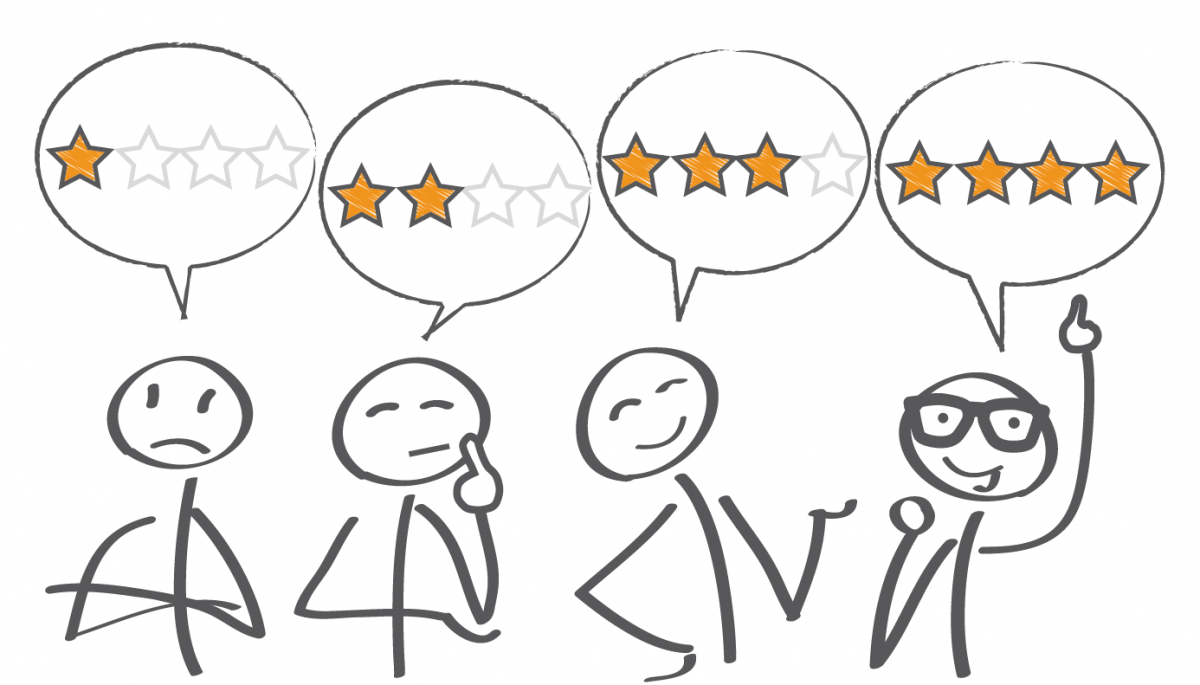 Online reviews are biased, here's how to fix them