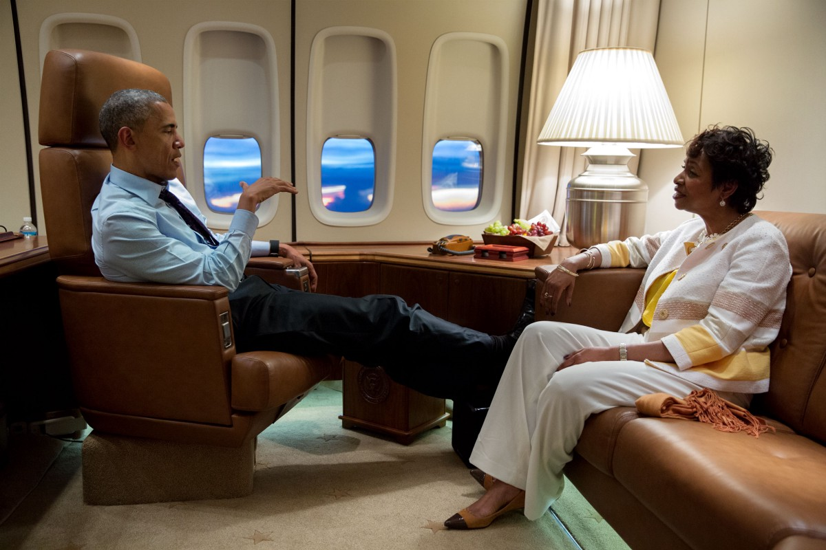 In Photos The President S Trip To Jamaica And Panama