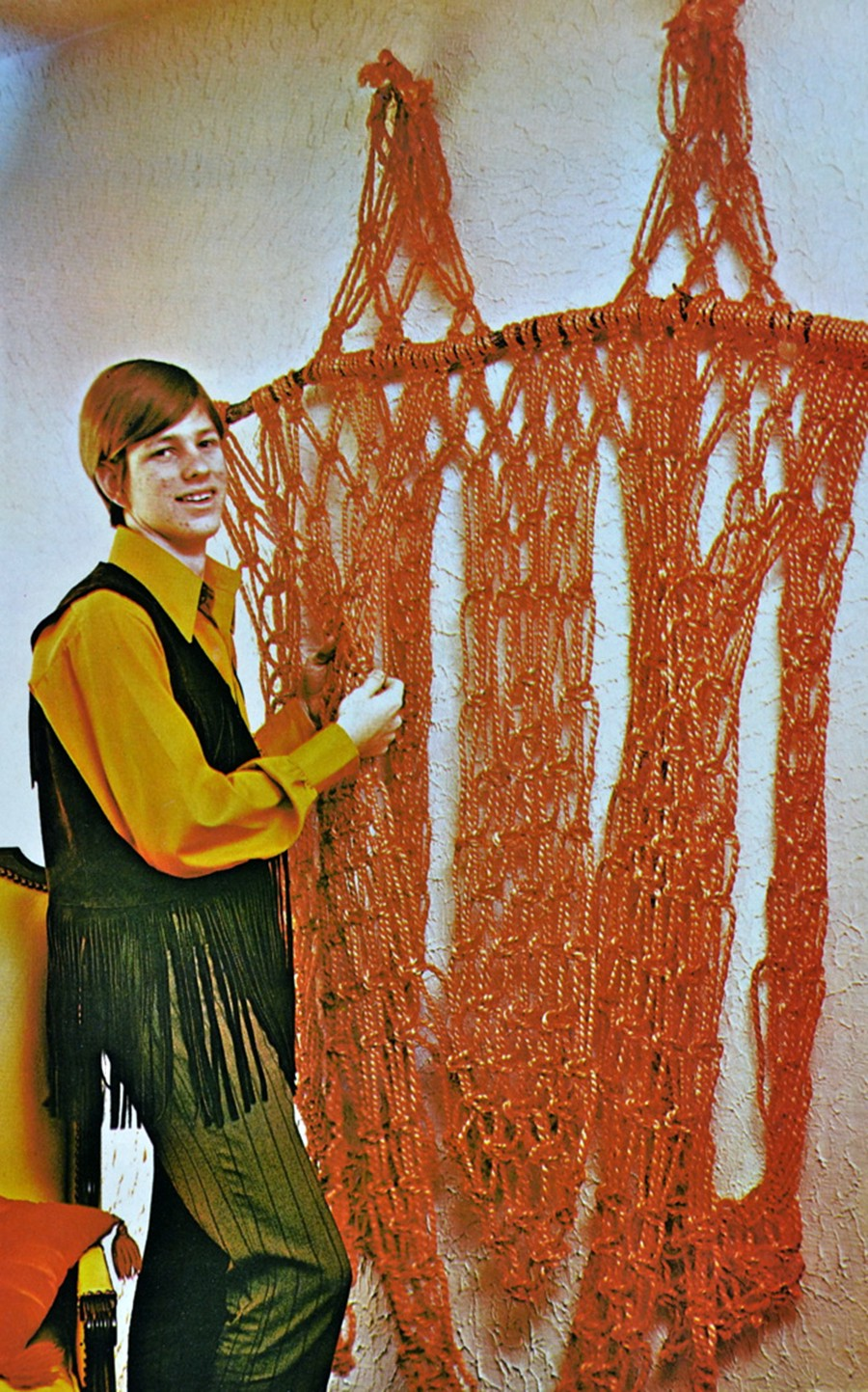 macrame history macram 233 is the knotty trend millennials instagrammed back 5383